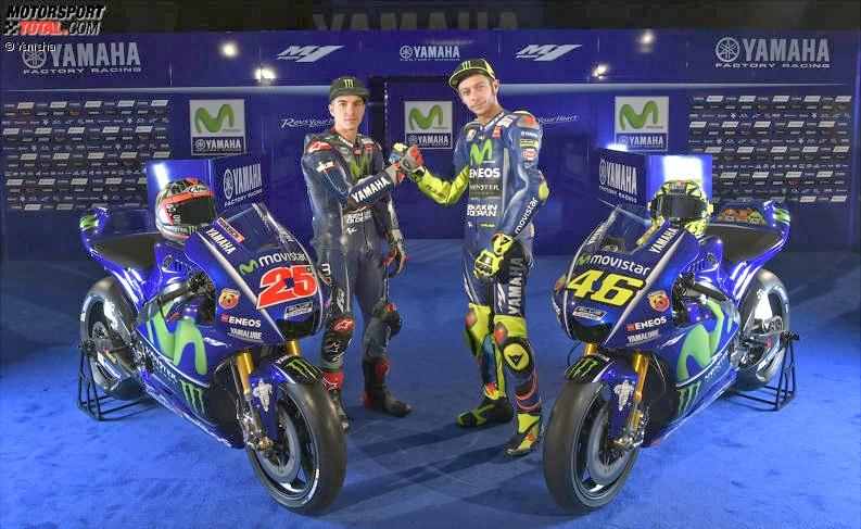 Maverick Vinales: Valentino Rossi ist größte Yamaha-Ikone
