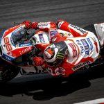 Casey Stoner, Jorge Lorenzo, Andrea Dovizioso - © Ducati