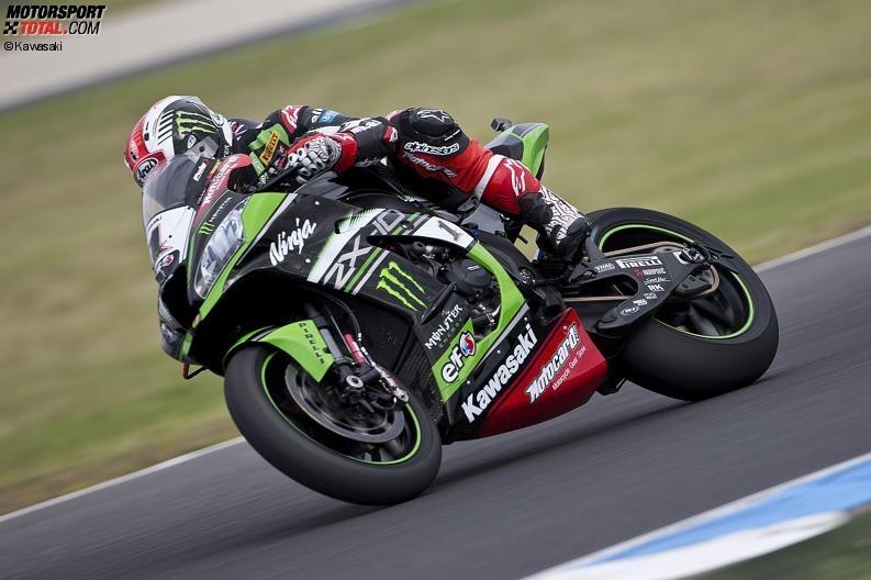 Superbike-WM Phillip Island: Rea gewinnt packenden Auftakt