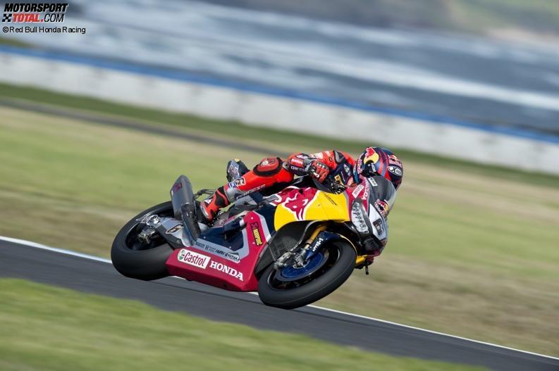 Honda enttäuscht: Stefan Bradl nur auf Position 19