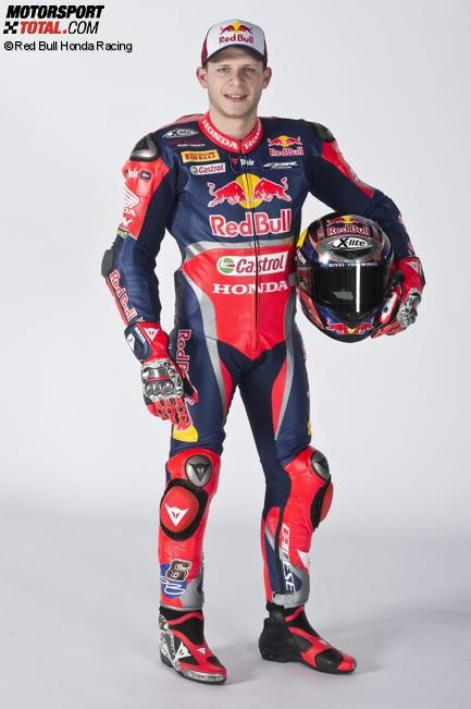 Stefan Bradl - © Red Bull Honda Racing