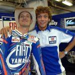 Valentino Rossi, Colin Edwards - © Yamaha