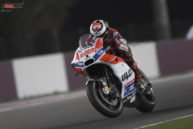 Rossi glaubt an Lorenzo bei Ducati: