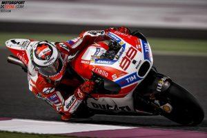 Jorge Lorenzo - © Ducati