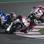 Jorge Lorenzo, Alex Rins, Danilo Petrucci - © Ducati