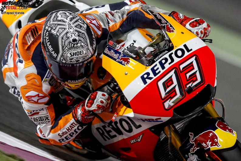 Marc Marquez - © Repsol Honda
