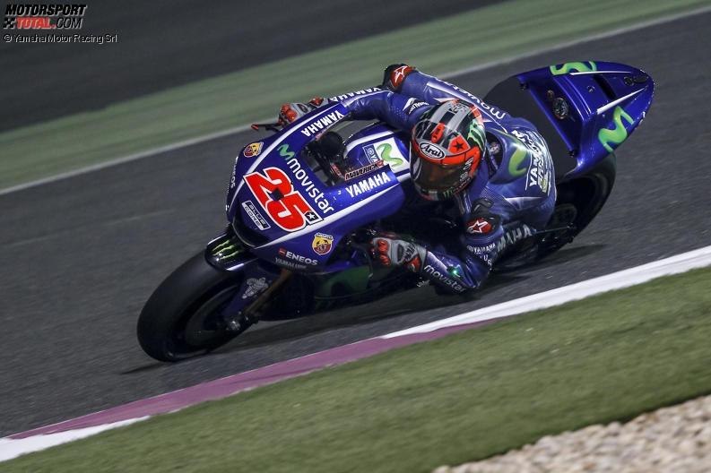 Maverick Vinales - © Yamaha Motor Racing Srl