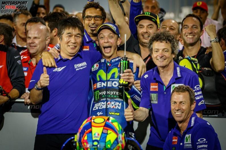 QatarGP - Valentino Rossi: