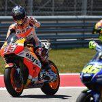 Marc Marquez, Valentino Rossi - © Michelin