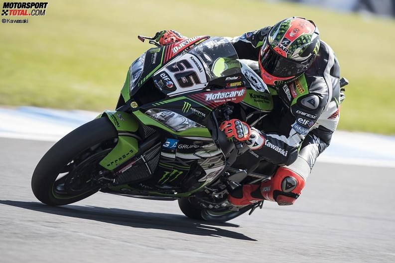 Superpole Donington: 40. Pole für Tom Sykes