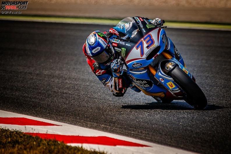 Alex Marquez - © GP-Fever.de