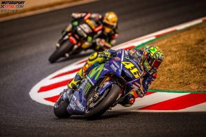 Valentino Rossi, Johann Zarco - © GP-Fever.de