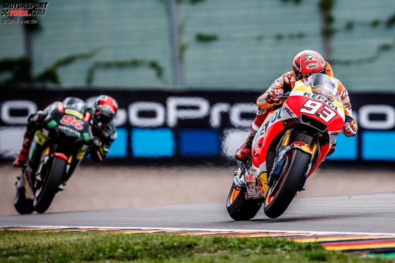 Marc Marquez, Jonas Folger - © GP-Fever.de