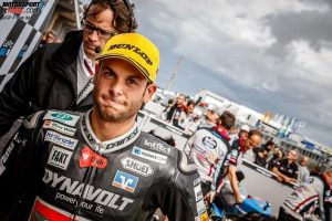 Sandro Cortese - © GP-Fever.de