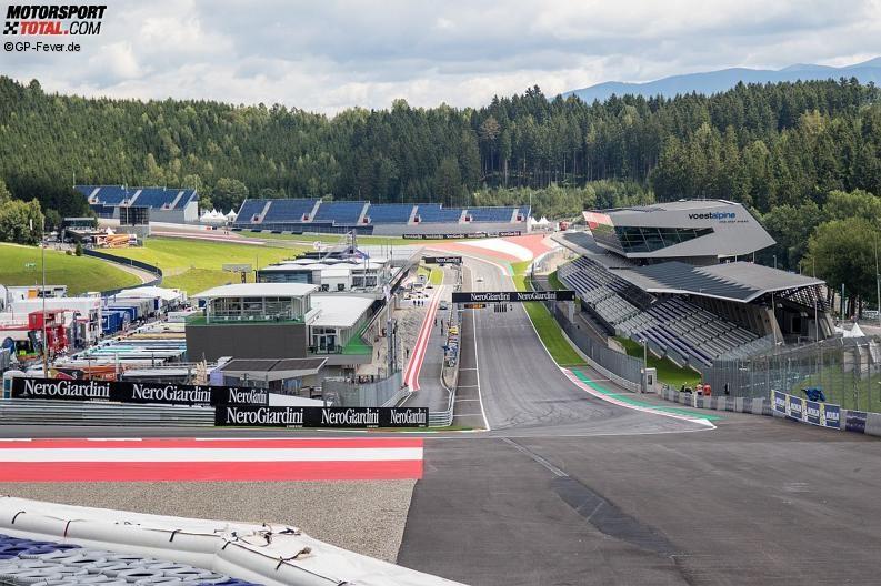 Red-Bull-Ring Spielberg - © GP-Fever.de
