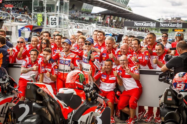Andrea Dovizioso, Jorge Lorenzo - © GP-Fever.de
