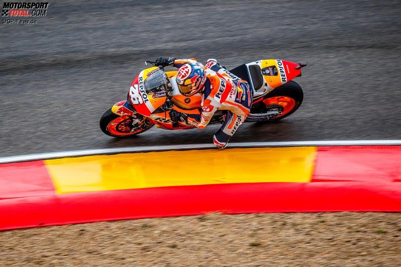 MotoGP Aragon: Pedrosa am Freitag Schnellster, Rossi auf 20