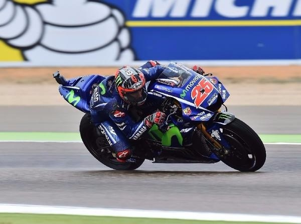 Maverick Vinales - © Michelin