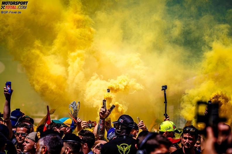 Buhrufe: Valentino Rossis Fanclub distanziert sich