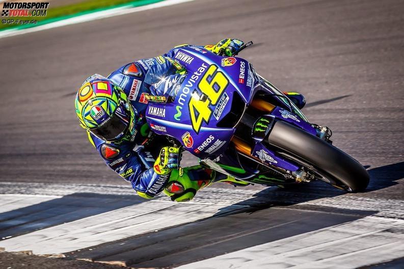 Offiziell: Valentino Rossi reist nach Aragon
