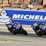 Valentino Rossi, Maverick Vinales - © Michelin