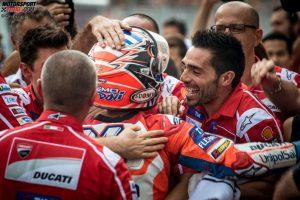 Andrea Dovizioso, Michele Pirro - © GP-Fever.de