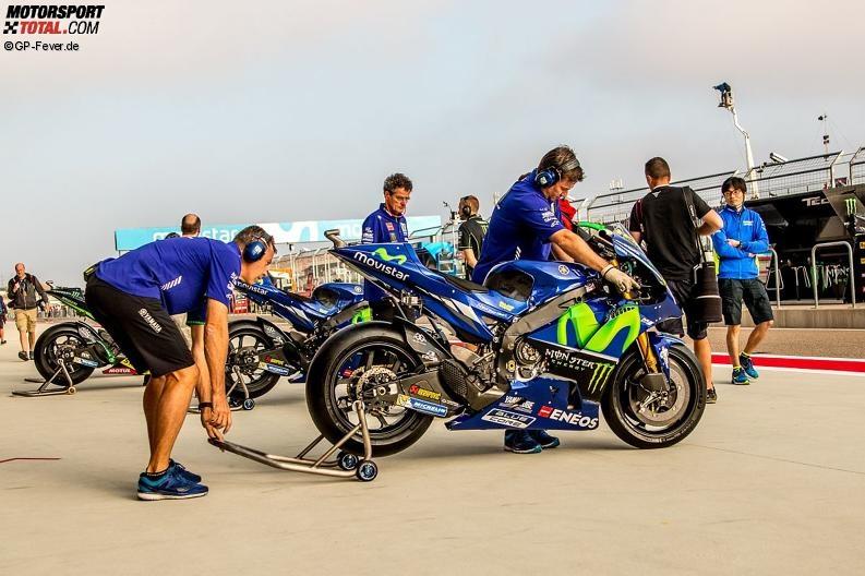 Valentino Rossi: Brembo baut spezielle Daumenbremse