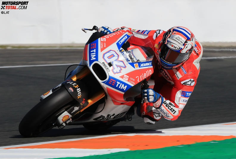 MotoGP-Test Jerez: Dovizioso am Donnerstag Schnellster