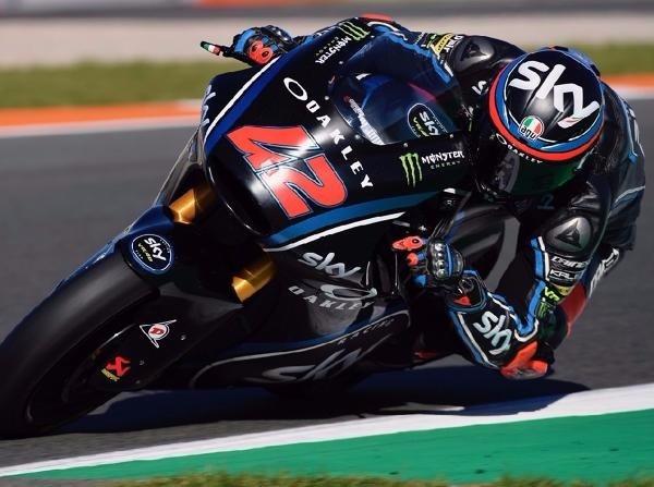 Bagnaia toppt Moto2-Test in Valencia vor Oliveira und Marquez