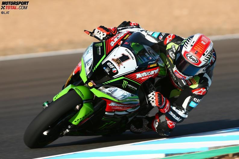 Schon wieder: Rea blamiert MotoGP-Piloten bei Jerez-Test