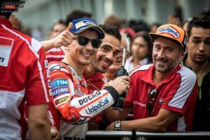 Jorge Lorenzo, Max Biaggi - © GP-Fever.de