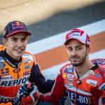 Marc Marquez, Andrea Dovizioso - © GP-Fever.de
