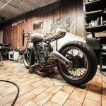 Motorrad richtig überwintern