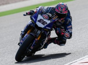 Alex Lowes - © Yamaha