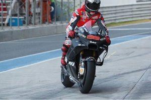 Ducati Lorenzo - © Ducati