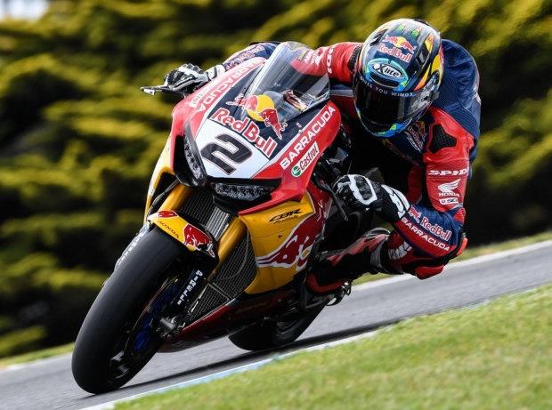 WSBK Honda: Leon Camier erwartet in Australien taktische Rennen
