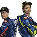 Valentino Rossi & Maverick Vinales - © Yamaha