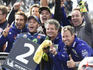 Valentino Rossi und Kumpel Uccio - © LAT