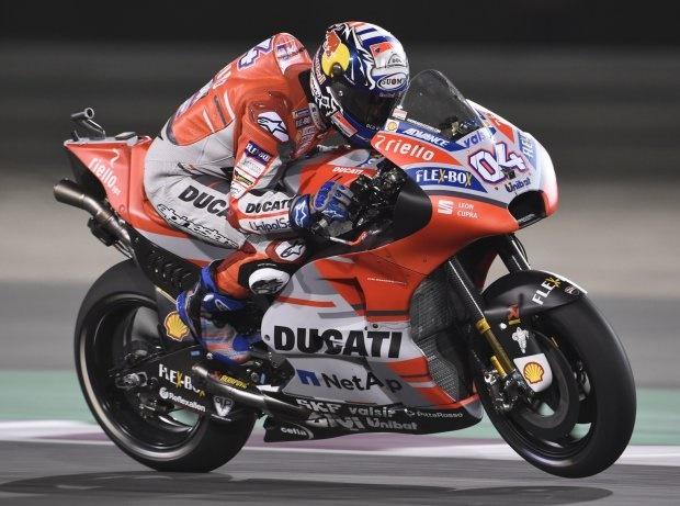 MotoGP Qatar: Dovizioso ringt Marquez nieder - Rossi Dritter