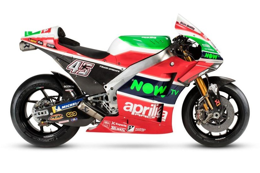 Aprilia MotoGP 2018 - © Aprilia