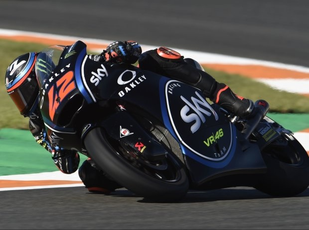 Moto2 Qatar: Bagnaia feiert Premierensieg, Schrötter Siebter