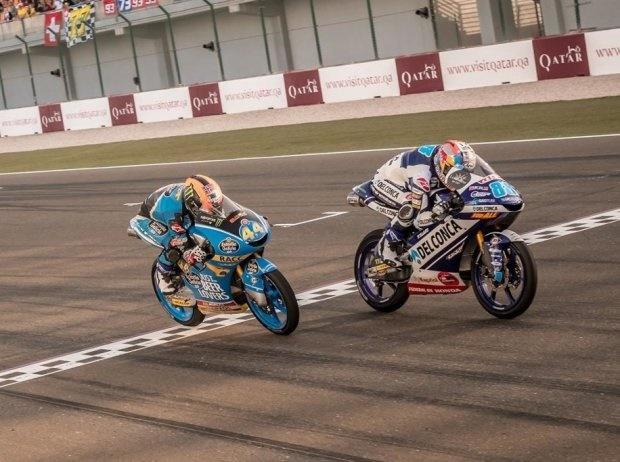 Jorge Martin, Aron Canet - © GP-Fever.de