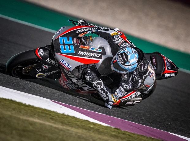 Moto2, Marcel Schrötter Qatar: Bester Auftakt seiner WM-Karriere