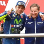 Valentino Rossi / Lin Jarvis - © Gold and Goose / LAT Images