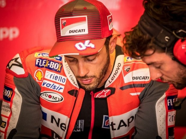 Gehaltspoker: Dovizioso lehnt erstes Ducati-Angebot ab