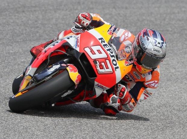 MotoGP Austin Quali: Marquez holt die Pole und verärgert Vinales