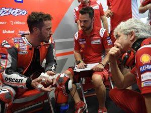 Andrea Dovizioso - @Ducati