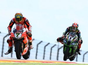 Davies und Rea - © Motorsport Images