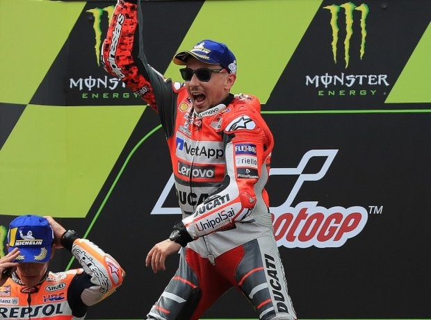 Lorenzo über MotoGP-Titelchance 2018:
