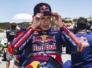 Stefan Bradl - © Red Bull Honda